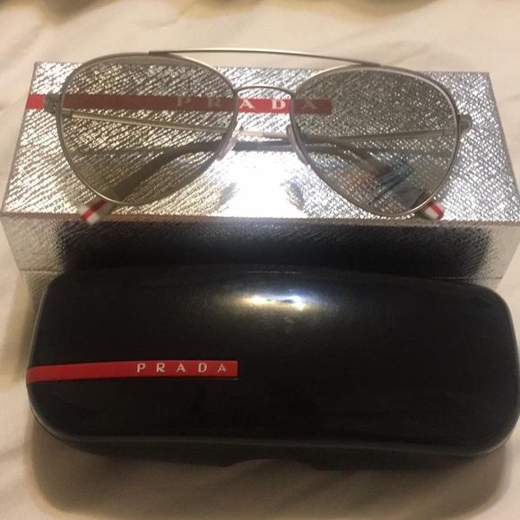 76a3c4b31f91 Prada Linea Rossa Accessories